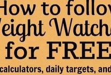 Weight Watchers / by Gina Shickle Mundigler