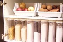 An Organized Pantry / by Beth Ollson