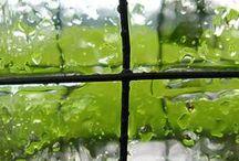 rainy days / by Karen gardiner