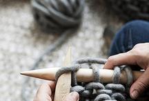 Knit/Loop/Stitch / by Raina Lehmann