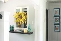 Entry/Foyer Ideas / by Beth Ollson