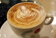 Coffee, Tea and Hot Yummy Chocolate / by Gerry Conboy