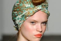 Hats Headscarf  / by Raina Lehmann