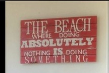 Someday... a beach cottage for besties