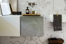 Bathroom/Bagno / by Magda Baumann-Rex