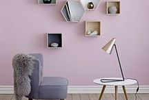 Home makeover and DIY inspiration / The weekend is never too far away - start planning your next project!