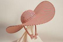 Hats Summer Straws / by Raina Lehmann