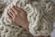 wool + knits