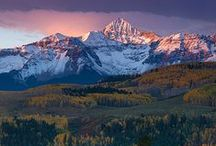 States - Colorado / I love my new home state! Colorado is beautiful and I want to visit all of these spots. / by Holly McCaig