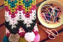 Crafty   Crochet inspiration