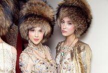 Hats Fur / by Raina Lehmann