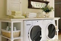 Lux Laundry Rooms / by Gerry Conboy