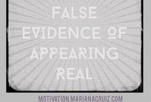Best mindset quotes / Mindset quotes. Making a change? Go to marianacruiz.com/motivation for post about motivation.