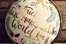 Globes / Ways to alter globes. / by Holly McCaig