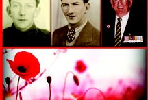 REMEMBRANCE DAY THINGS / Different pieces created for Remembrance Day