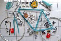 Bicycles / by Wade Howard