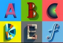 Typography Art / This is about great typography turned to Art