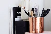 Copper trend / Copper – the perfect style accent for every home