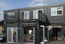 コンテナ住宅 SecondHouse / コンテナで造る自由で安全な住まい