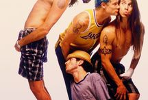 RED HOT CHILI PEPPERS❤️