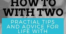 How To With Two: Practical Tips and Tricks for Life with Multiples / Practical, real world advice and tactics for life with twins.  This is just the logistics of twin life.  How do you get everything done with two? Pins will be reviewed and removed if they don't fit with this board.  3 pins per day limit, and please pin out from it as well.  To join please follow Team Cartwright, this board, and email teamcartwrightblog@gmail.com.