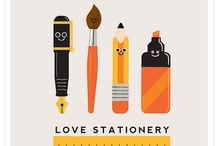 stationery love / by Suzannah Evans