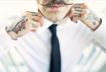 The Mustachio Files for the Mustachiophile / Things with mustaches. / by Ace