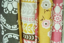 Crafts: Fabric / by Camille Hollingsworth