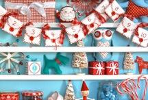 creative Christmas / inspiration for Christmas and winter holiday celebrations