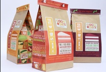 Packaging ~ Ideas / interesting and beautiful packaging ideas using bags