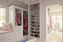 Closets / by Devon Berke