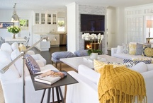 Living Room Ideas / by Devon Berke