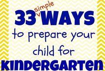 Kindergarten *Freebies* / Kindergarten ideas-Education  / by Missy Leonard