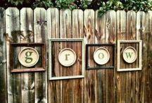 Outdoor & Garden Ideas / Pinning great outdoor garden ideas.  / by Missy Leonard