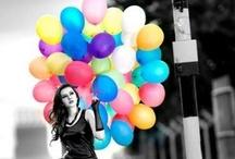 Ballooney tunes! / by Callyan Y