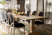 dining room / by Devon Berke