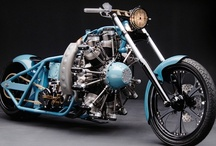 Custom Bikes / by Dave Manning