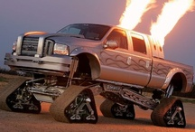 Red Neck'd / Lifted Trucks / by Dave Manning
