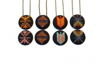 Fiber Art / A collection of embroidery, fiber, needlework, weaving, cross stitch, and hand stitched art and craft.