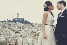 San Francisco Indie Wedding / by Zelma Rose