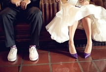 Purple Wedding Inspiration / A collection of ideas and photography from purple themed weddings / by Zelma Rose