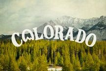 "*Rocky Mountain High •♥• / ""And the Colorado Rocky Mountain high; I've seen it rainin' fire in the sky; Talk to God and listen to the casual reply.... Rocky Mountain high (in Colorado)"" ~ John Denver   / by ✿⊱╮Cheryl ✿⊱╮"