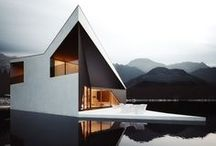 Architecture / Interiors / by Mike Krisza