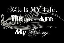 Music / It's all about music here videos, songs, and even post. If i've seen it, heard it or like it then it will be here. From concerts to album releases.