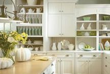 Great White Kitchens! / by Pat S.