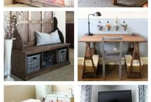 Household DIY Ideas / Making things for around the house