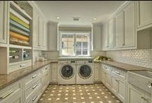 Great Laundry Rooms! / by Pat S.