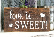 Love is Sweet / by Ashley Goodman