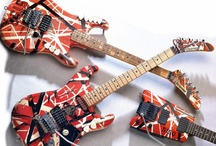 Axes / Famous Guitars / by Dave Manning