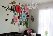 Decor: Nursery / by Camille Hollingsworth